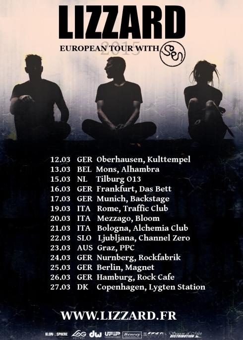 Euro tour 2015